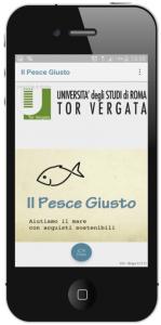 schermata app